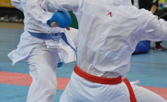 Karate de Chapecó tem o terceiro melhor atleta do mundo