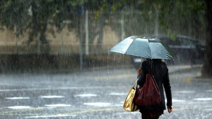 Previsão é de tempo encoberto e chuva em Santa Catarina nesta sexta-feira