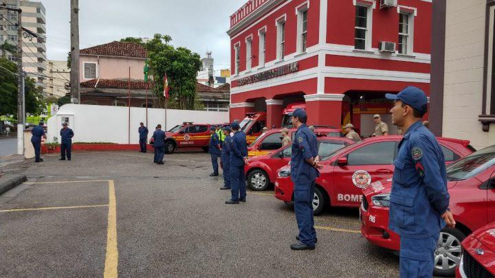 CBMSC deflagra Operação Tiradentes de fiscalização das edificações no que se refere à segurança contra incêndio e pânico