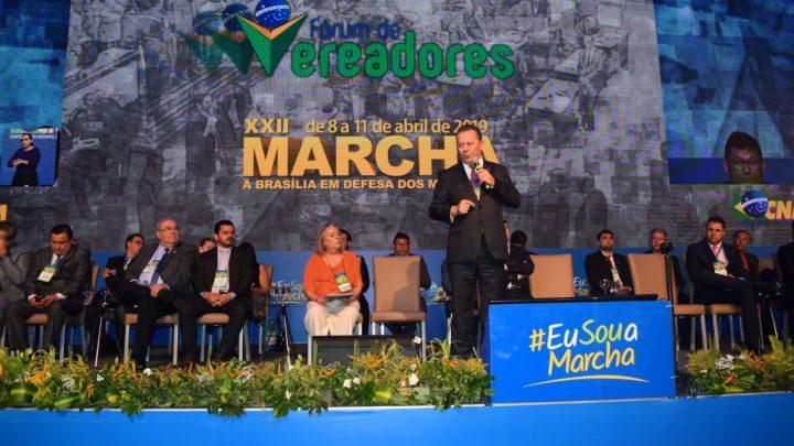 MARCHA A BRASÍLIA – FECAM destaca conquistas da Marcha a Brasília