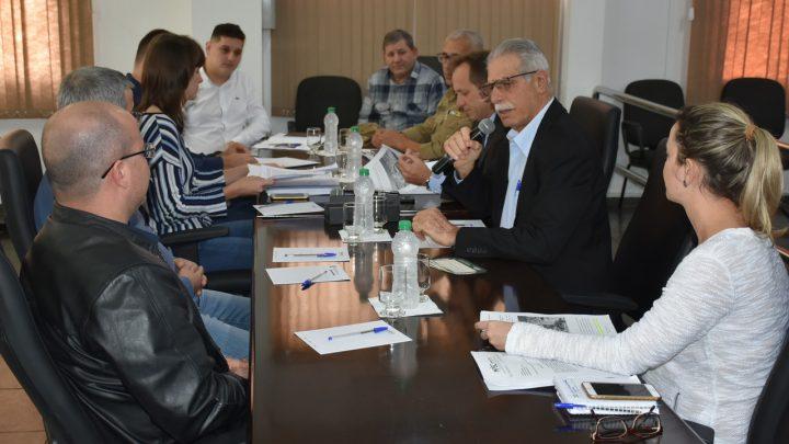 Reunião de trabalho discute alternativas para combater perturbação do sossego público