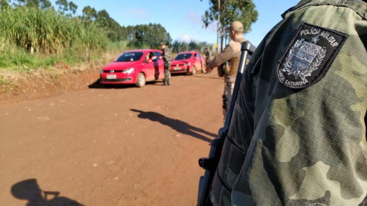 Operação Campo Seguro III aproxima a polícia militar do produtor rural