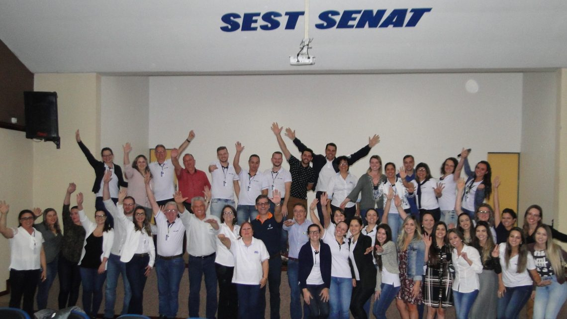 Palestra aos colaboradores do SEST SENAT tratou da superação dos desafios contemporâneos