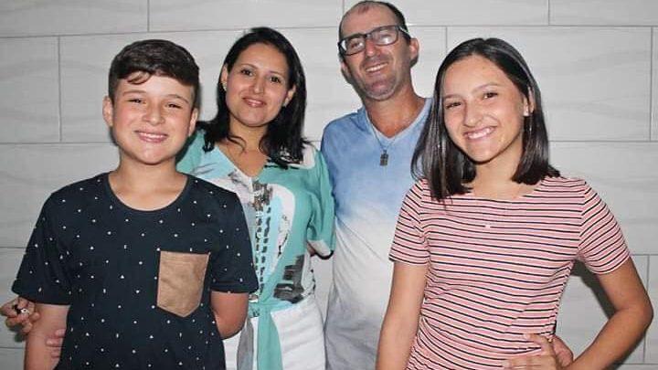 Família de Santa Catarina morta no Chile tinha viajado para comemorar aniversário da filha