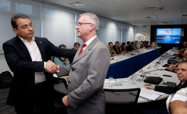 Governador anuncia o chamamento de 51 novos delegados para Polícia Civil