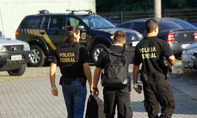 Nova Operação: Servidores e políticos são alvo de operação da Polícia Federal em SC