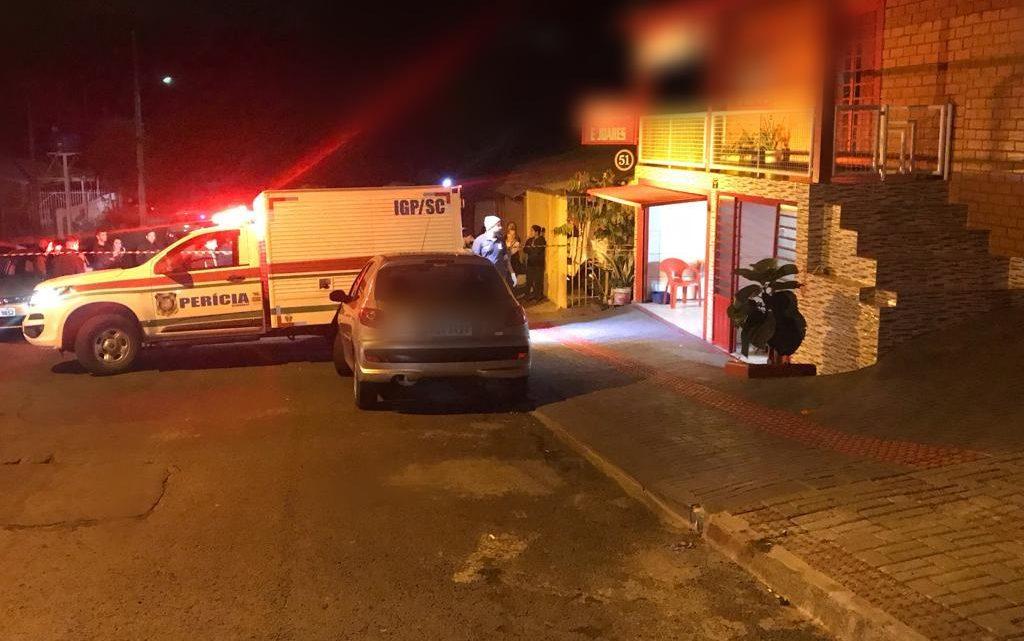 Homem é morto no bairro Santo Antônio em Chapecó