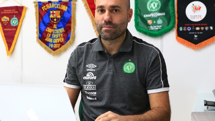 Chapecoense anuncia novo gerente de futebol