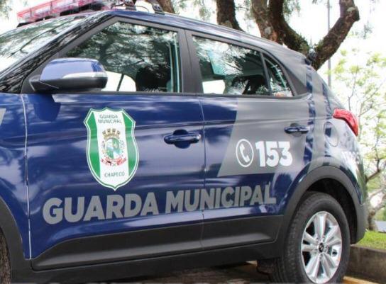 Guarda Municipal prende homem por bater em sua ex namorada