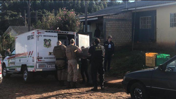 Mulher é morta com um golpe de machado em Chapecó