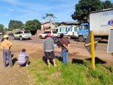 Morre motociclista de Chapecó que colidiu com caminhão na ERS 324 em Três Palmeiras