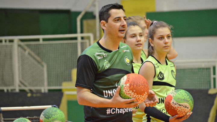Técnico de Chapecó é convocado para seleção brasileira universitária