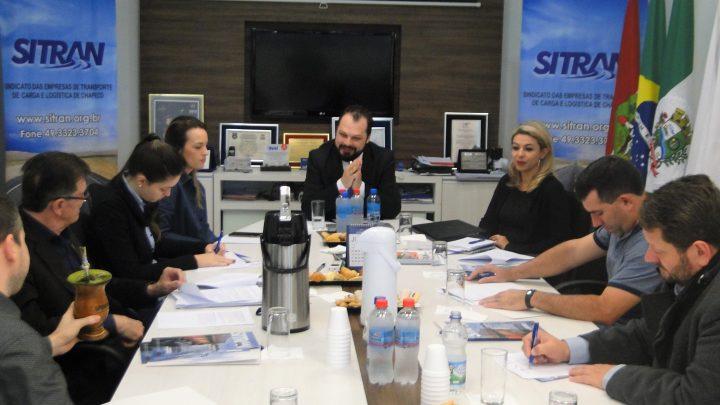 COMJOVEM reúne empresários do TRC e jurídicos para discutir negociação coletiva