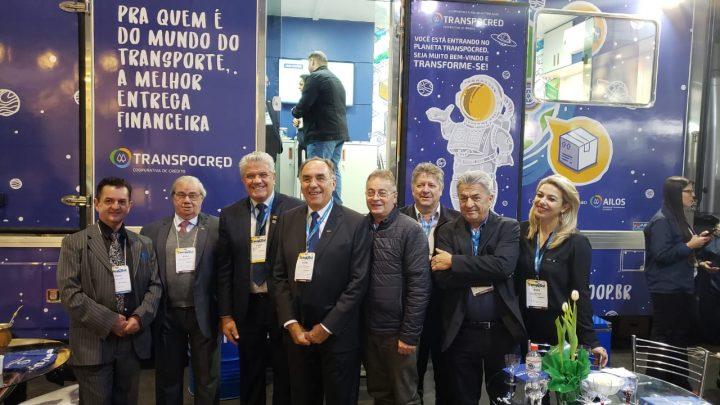SITRAN leva comissão da FETRANSLOG à Transposul