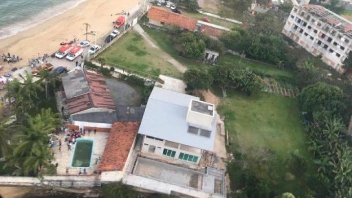 Duas crianças morrem afogadas em piscina de casa abandonada