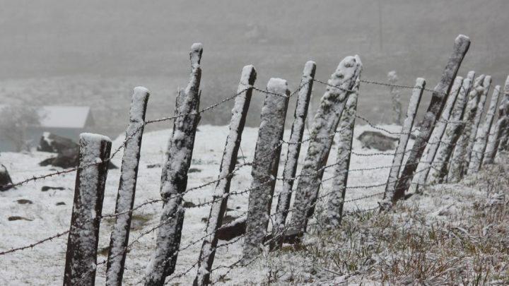 Frio vai voltar a Santa Catarina