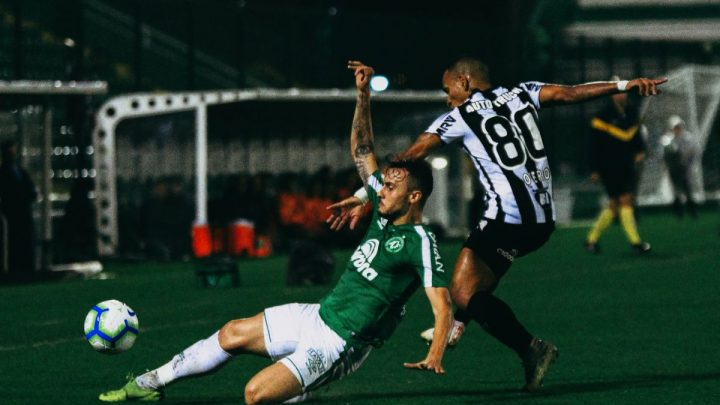 Chapecoense perde para o Atlético-MG