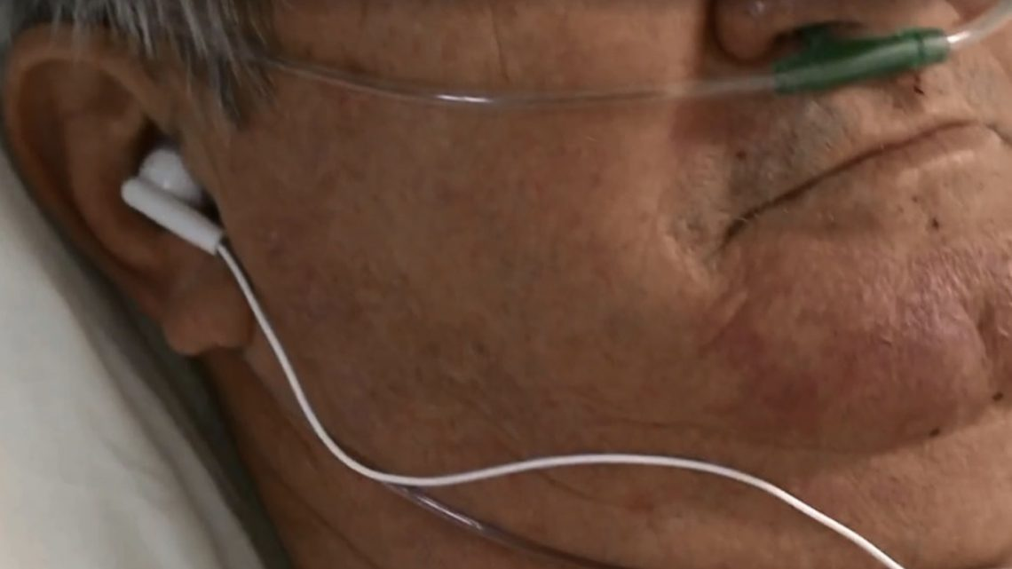 Hospital em Maravilha leva música para UTI para diminuir sofrimento de pacientes e estresse de funcionários