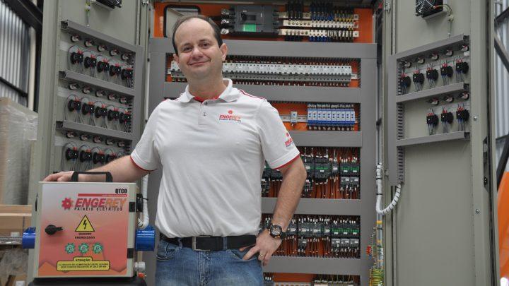 Empresa disponibiliza pela 1º vez no mercado varejista nacional painéis que evitam acidentes elétricos em obras