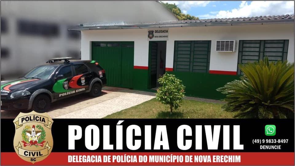 Polícia Civil indicia 04 pessoas por fraude em seguro DPVAT em Nova Erechim