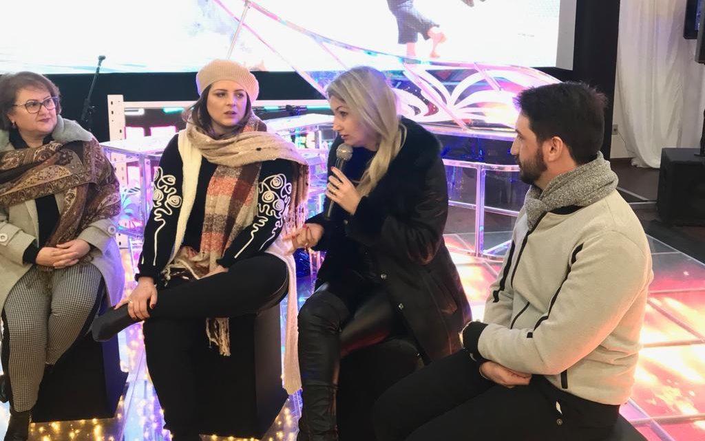 Talk Show sobre casamento movimentou a 2º Mostra Casamento e Cia em Sarandi/RS