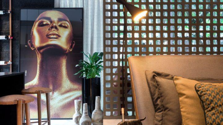 Espaço de arquiteta chapecoense é destaque na CASACOR 2019