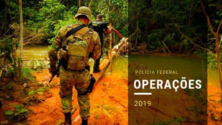 Polícia Federal investiga atuação criminosa em incêndios na Amazônia