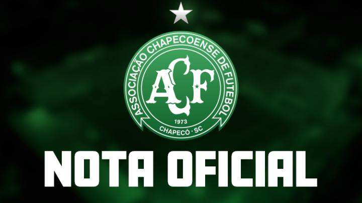 Chapecoense divulga nota referente a venda de mandos de campo