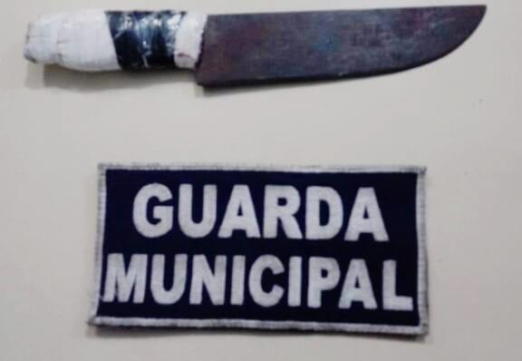 Em ação rápida Guarda Municipal apreende autor de roubo
