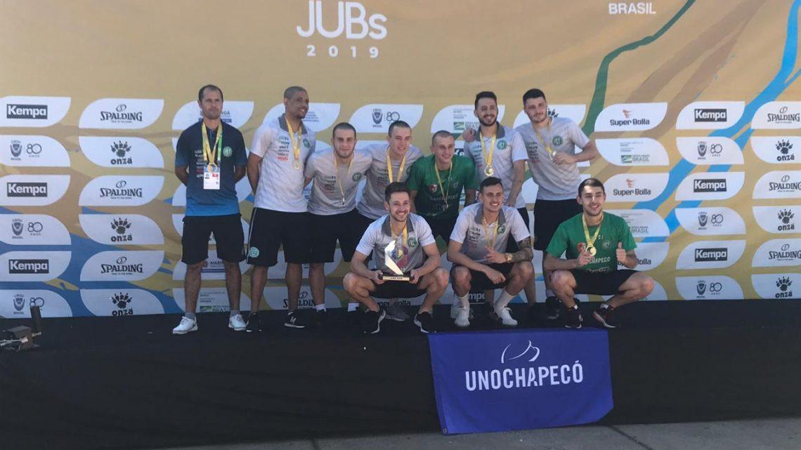 Chape Futsal tem campanha histórica, conquista taça e vaga no Nacional