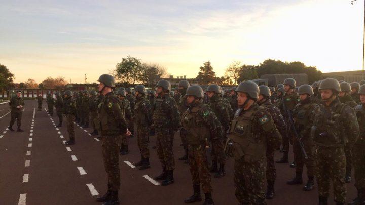 Exército deflagra nova fase da Operação Ágata
