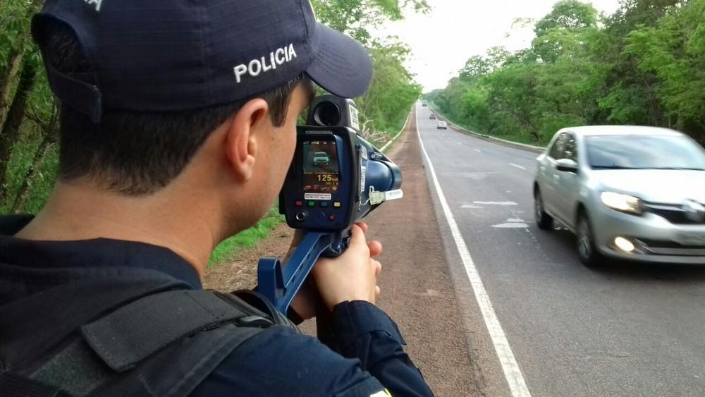 Governo determina suspensão do uso de radares móveis em rodovias federais