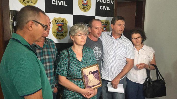 37 anos após cometer crime em SC, pai é denunciado por filhos em MT