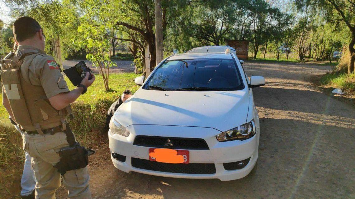 Taxista é assaltado em Chapecó