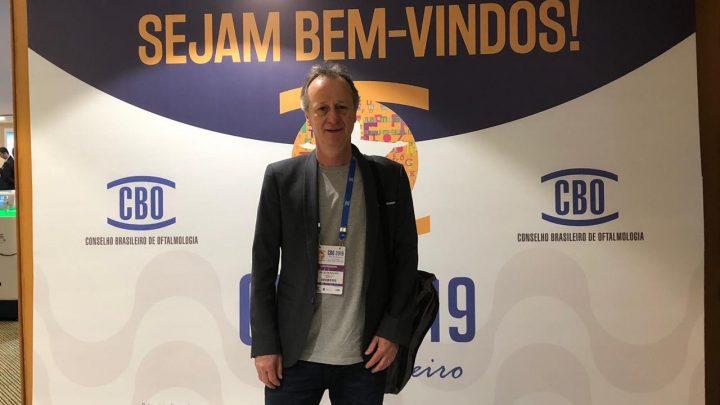 63º Congresso Brasileiro de Oftalmologia aconteceu no Rio de Janeiro