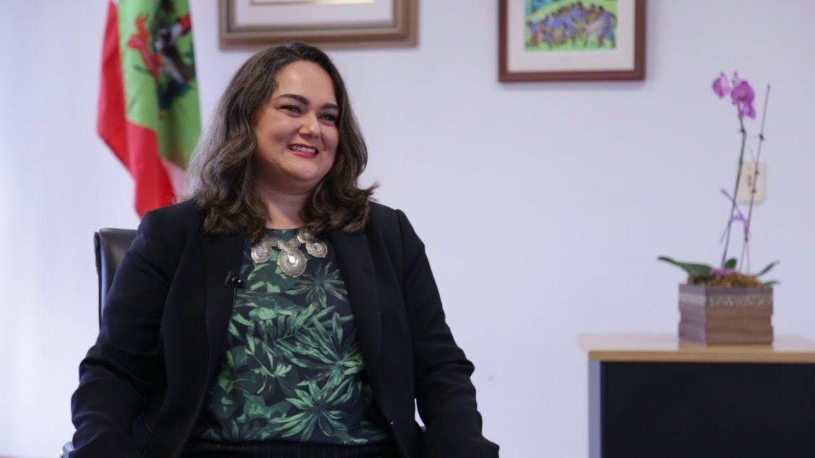 Procuradora-geral do Estado estará em Concórdia para falar sobre advocacia pública na era digital
