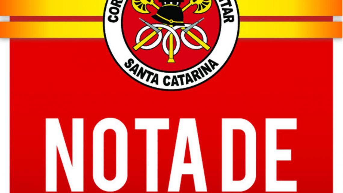 Corpo de bombeiros de SC esclarece sobre tentativa de golpe com e-mails falsos