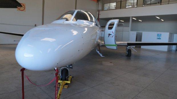 Governo do Estado SC vende aeronave e prevê economia de R$ 4,5 milhões