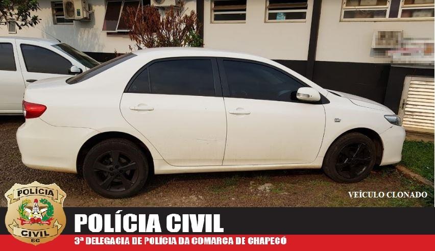 Polícia Civil prende mulher administradora por receptação e uso de documento falso em Chapecó