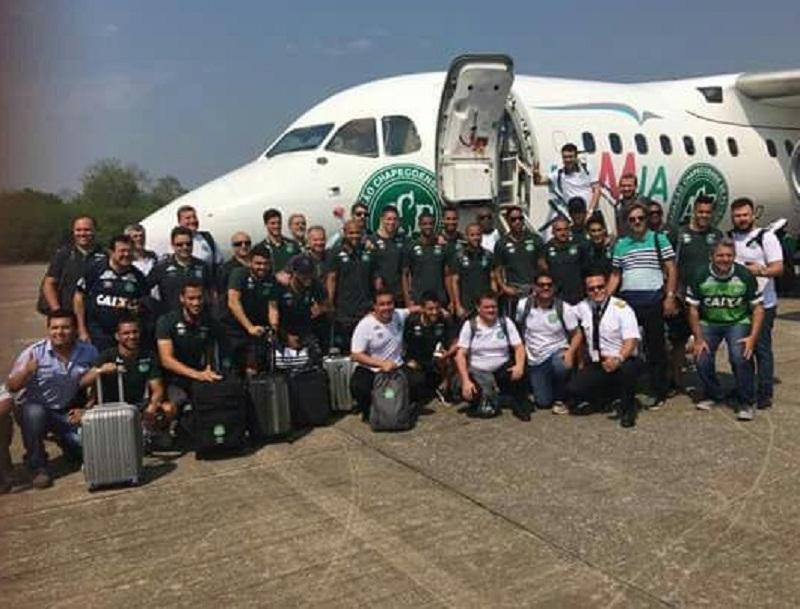 LaMia e seguradora sabiam de proibições em voo da Chape, diz site