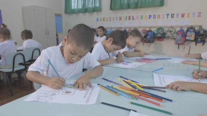 Inicia período de rematrículas e matrículas na Rede Municipal de Ensino