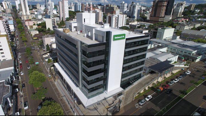 Unimed Chapecó inaugura novo e moderno hospital