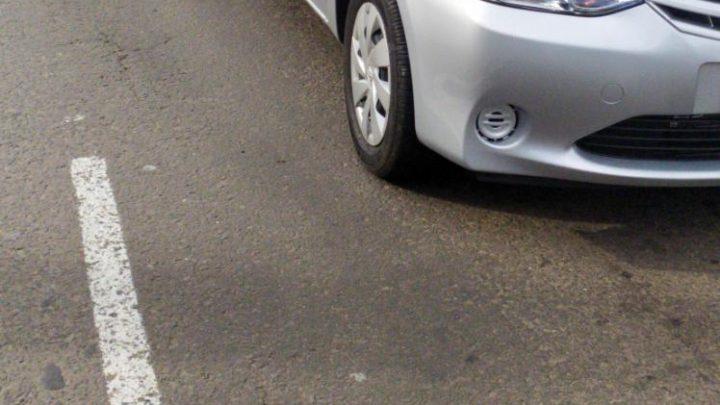 Mulher com criança no colo é atropelada na avenida Getúlio Vargas em Chapecó