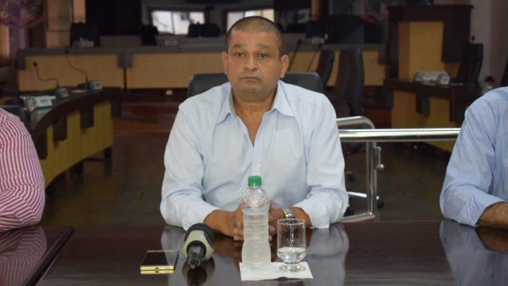 Justiça determina mandado de prisão contra ex presidente da Câmara de Chapecó Arestide Fidelis