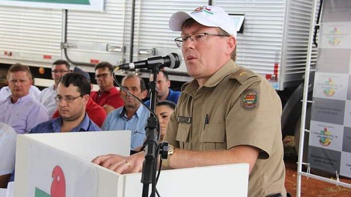 Ex-comandante da PMRv de Bom Jesus morre em acidente no MT