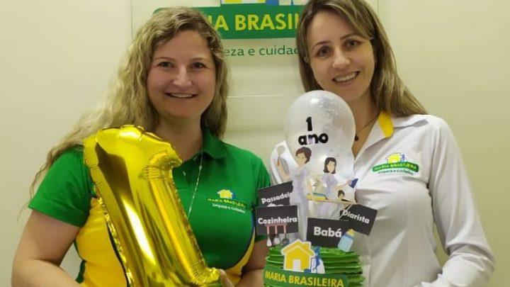 Maria Brasileira completa um ano de sucesso em Chapecó