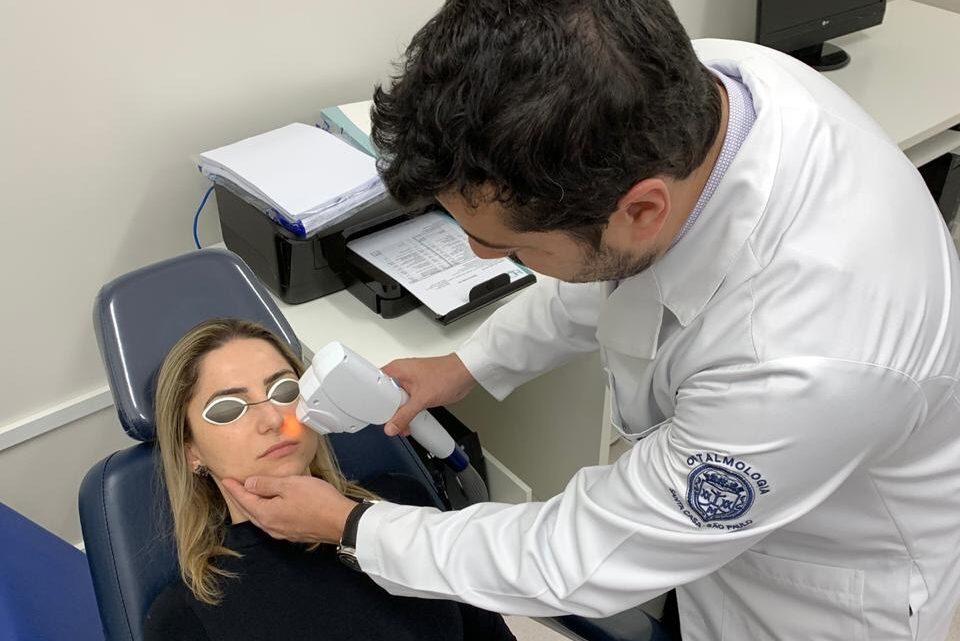 Síndrome do Olho Seco afeta mais de 10% dos brasileiros