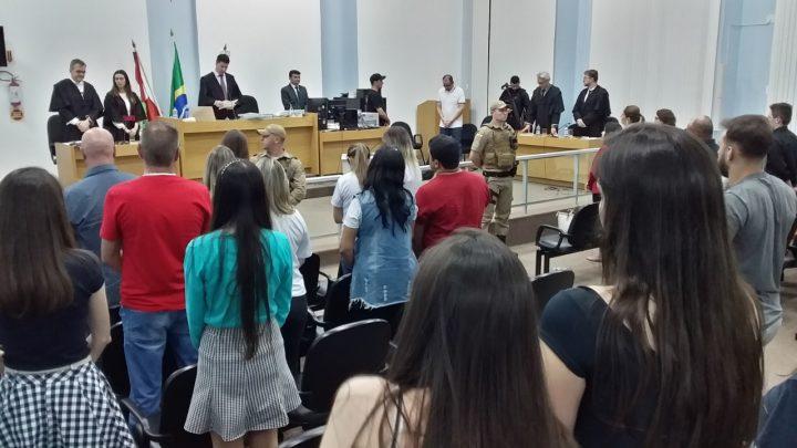 Caso Fabiana: Marido é condenado a 28 anos de prisão pela morte da esposa em Chapecó