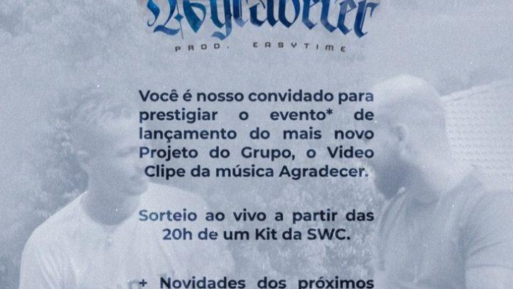 6° andar – Dupla de rappers de Chapecó lança clipe musical hoje