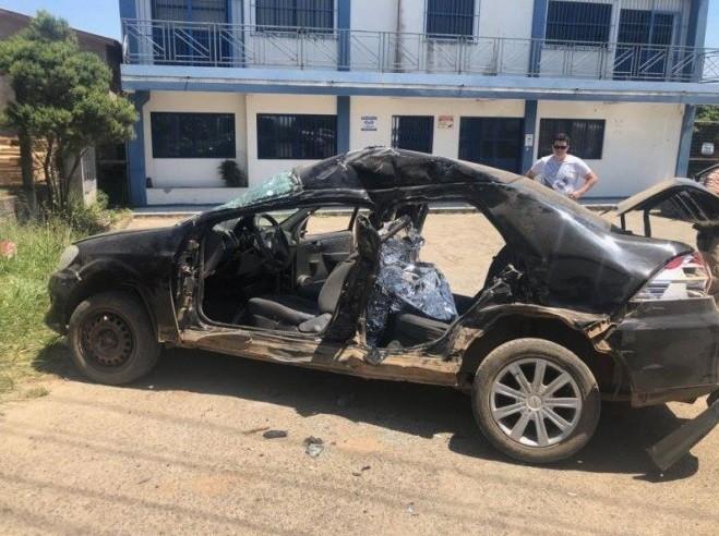 Três pessoas da mesma família morrem retornando de velório em SC